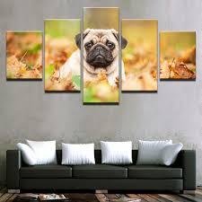 pug home decor extraordinary 60 pug wall art design ideas of best 20 pug art