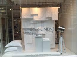 the white company u2013 summer bedlinen window white company window