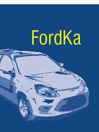 manual ford ka pdf