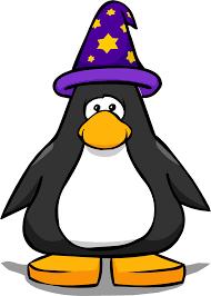 purple wizard costume purple wizard hat club penguin wiki fandom powered by wikia