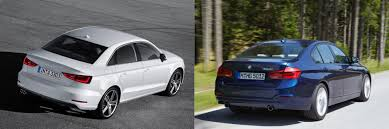 audi a3 vs bmw 3 series to 2016 audi a3 vs 2016 bmw 3 series autonation