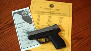 florida concealed carry weapons permit ccw u0026 how to get one