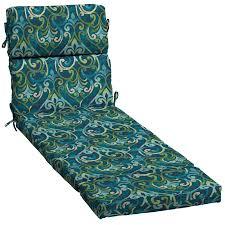 Chaise Lounge Chair Cushion Shop Garden Treasures Salito Marine Damask Standard Patio Chair