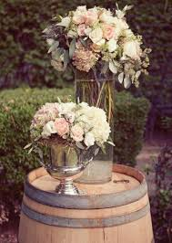 Shabby Chic Flower Arrangement by 190 Best Wedding Flowers Images On Pinterest Marriage Flowers