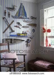 Wallpaper Nautical Theme - stock photo of collection display nautical theme vintage boat