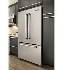 residential refrigerator freezer american stainless steel
