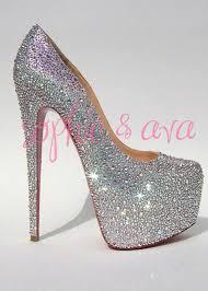 wedding shoes qvb 409 best swarovski images on swarovski crystals
