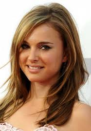 long layers with bangs hairstyles for 2015 for regular people long bob hairstyles with side swept bangs haircut ideas