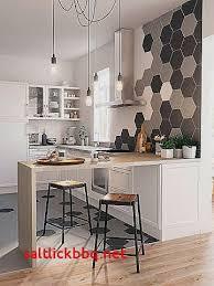 petit coin cuisine ilot dans cuisine pour idees de deco de cuisine inspirational