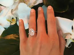 our engagement story julianne hough - Julianne Hough Engagement Ring