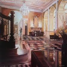 interior paintings by lesley anne derks