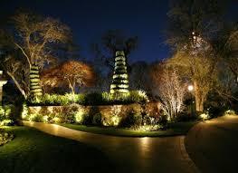 how to install outdoor landscape lighting low voltage team hommum
