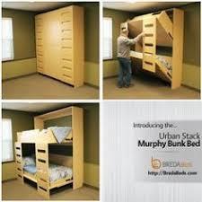 How To Build A SideFold Murphy Bunk Bed Murphy Bunk Beds Bunk - In wall bunk beds