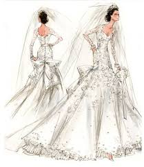 costume wedding dresses kate middleton s wedding dress as imagined by mad costume