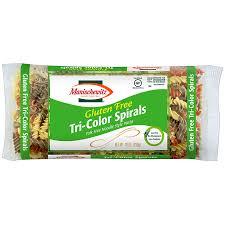 kosher for passover noodles gluten free tri color spiral noodles