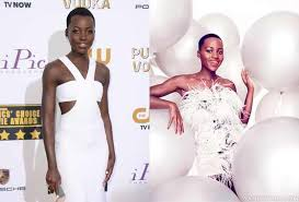 Vanity Skin On Skin Did Vanity Fair Lighten Lupita Nyong U0027o U0027s Skin Color Check Out The