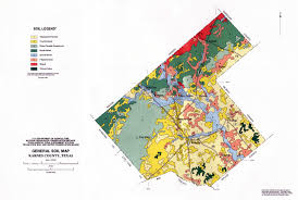 Tx County Map General Soil Map Karnes County Texas The Portal To Texas History
