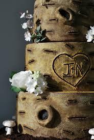 wedding cake tree tree wedding cake cakery