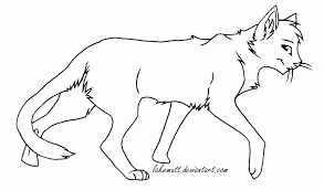 warrior cat coloring pages print coloring