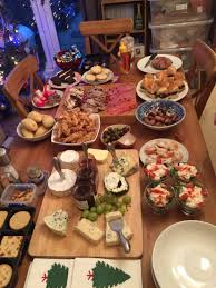 the boxing day buffet love cheese all its needs it our smokey