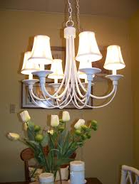 ideas unique chandelier by swag lamps for elegant dining room