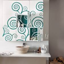 bathroom stencil ideas 10 ways with stencils at house to home design inspiration
