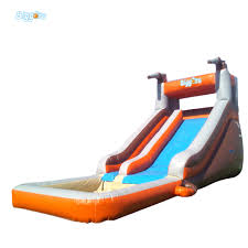 popular inflatables water slides small buy cheap inflatables water