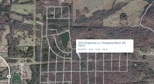 Grapevine Map Residential Lot For Sale In Horseshoe Bend Arkansas Land Century