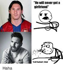 No U Meme - c nou he will never get a girlfriend troll football chief haha