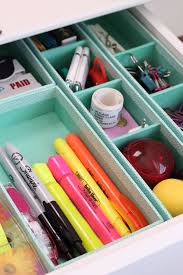 Desk Drawer Organizer Desk Drawer Organizer Ideas 1000 Ideas About Desk Drawer