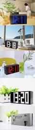 Desk Alarm Clock Ch Kosda Large Big Led Digital Countdown Timer Alarm Clock Desktop