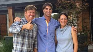 david ridley is the first bachelor to appear on fixer upper