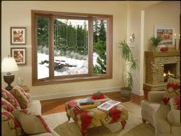 window interior paint color and wallside windows in bow window