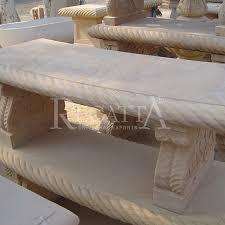 garden benches stone articles natural stone exporter