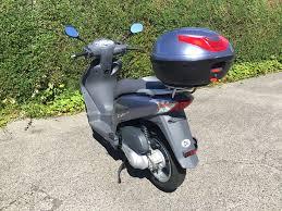 honda dylan dylan 125 u2013 solgt u2013 taastrup motorcykler