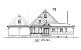 Lakefront Home Floor Plans 3 Bedroom Open Floor Plan With Wraparound Porch And Basement