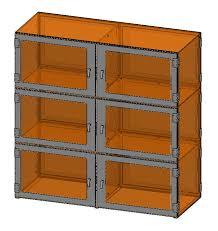 dry nitrogen storage cabinets six chamber pass through desiccator cabinet uv amber acrylic