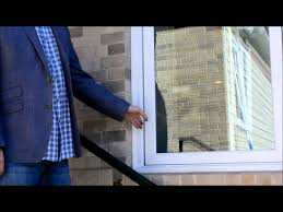 large andersen e series casement windows with zero mull cap and