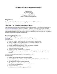 Promotional Resume Sample by Resume Examples Cover Letter Sales Manager Resume Objective Best