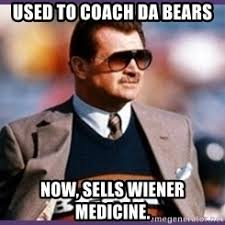 Da Bears Meme - mike ditka chicago bears meme generator