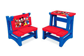 desk chair with storage bin mickey mouse chair desk disney mickey mouse chair desk with storage