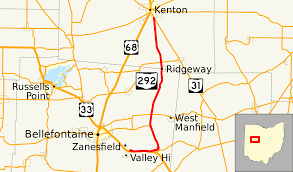 Google Maps Ohio by Ohio State Route 292 Wikipedia