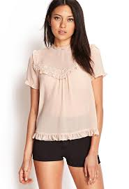 flowy blouses 42 best beautiful lace tops for images on lace