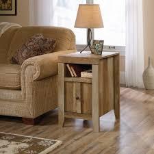 sauder dakota pass end table craftsman oak finish walmart com