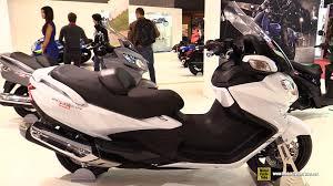 2016 suzuki burgman 650 scooter walkaround 2015 salon de la