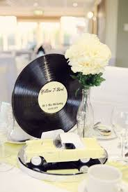 Table Decorations Centerpieces by 25 Best Rockabilly Wedding Decorations Ideas On Pinterest Coke