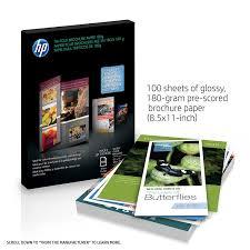 brochure templates hp 3 panel brochure template best amazon com hp c7020a inkjet tri fold