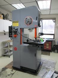 Doall 2013 10 Vertical Band Saw With Welder Good Condition