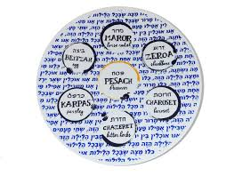 modern seder plate free stuff alert modern seder plate plague coasters other