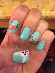 cute nail art designs of easter 2017 oh my nails pinterest